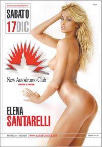Elena Santarelli Calendario.Elena Santarelli